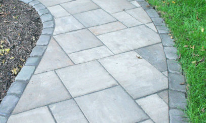 Cast Concrete Pavers for Patios and Walkways