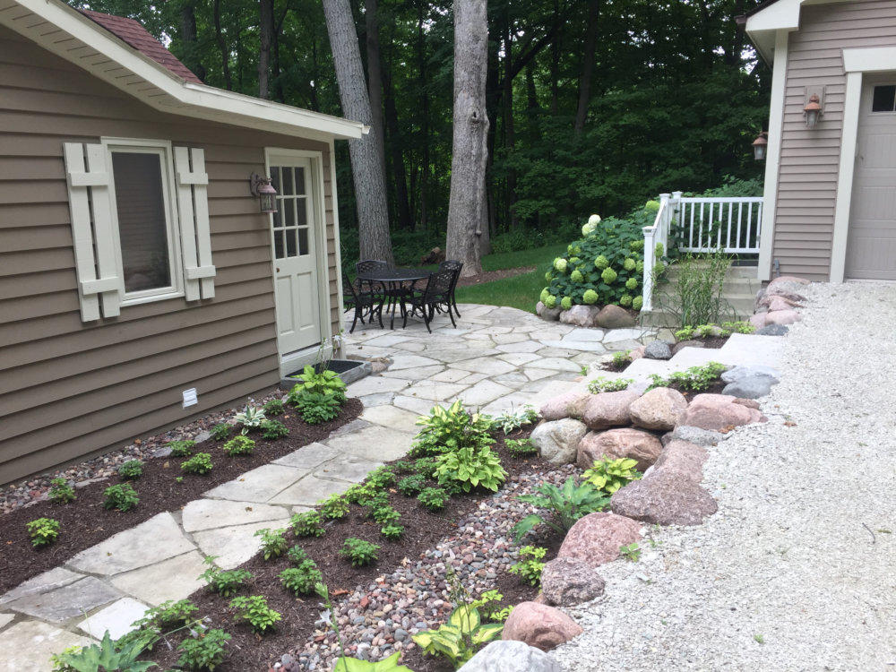 Custom Drainage Solutions for Water Issues in Lake Geneva Area