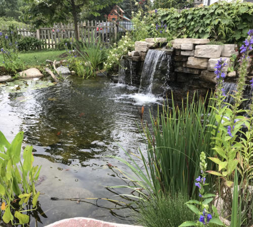 Front Yard Landscaping Ideas Wisconsin Blandscapingb Bb: Water Features And Water Recycling For Wisconsin Landscapes